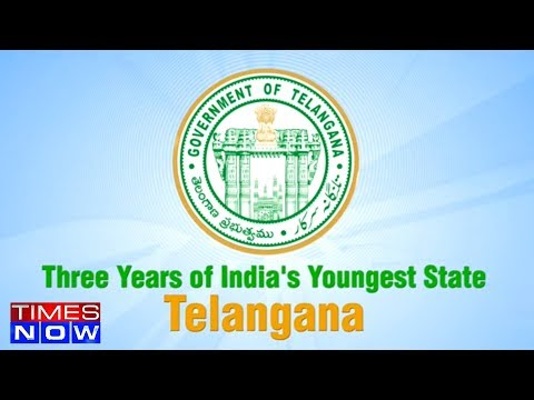 Three years Of India's Youngest State, Telangana