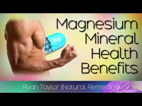 Magnesium: Benefits For Health