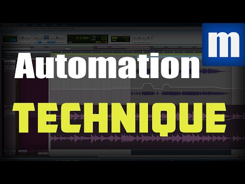 Simple Automation Technique for a More Musical Mix - ModernMixing.com