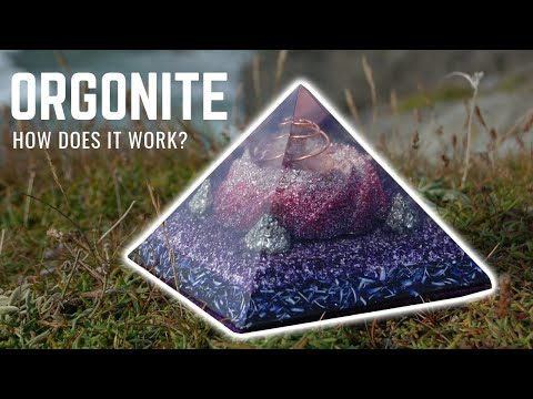 Orgonite (Orgone Generator) Explained In 3 Minutes
