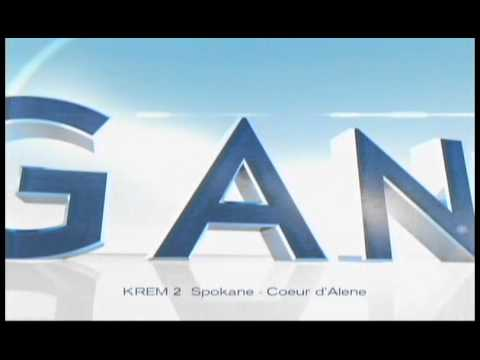 KREM 2 Gannett Company ID Screen
