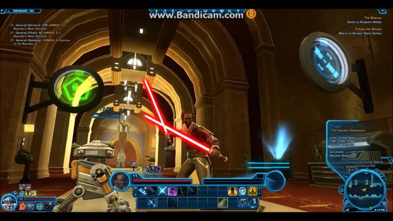 swtor how to get color crystals on low level may not