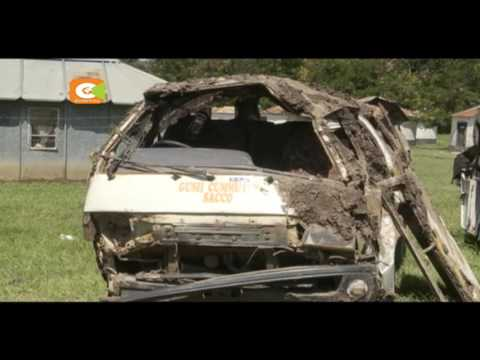 10 people die in road accidents in one day