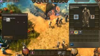 Drakensang Online Open Beta Gameplay