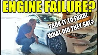 I GOT THE 2018 MUSTANG GT ENGINE TICK!!! What did Ford say? * The Saga - Update 1 * Stang Stories