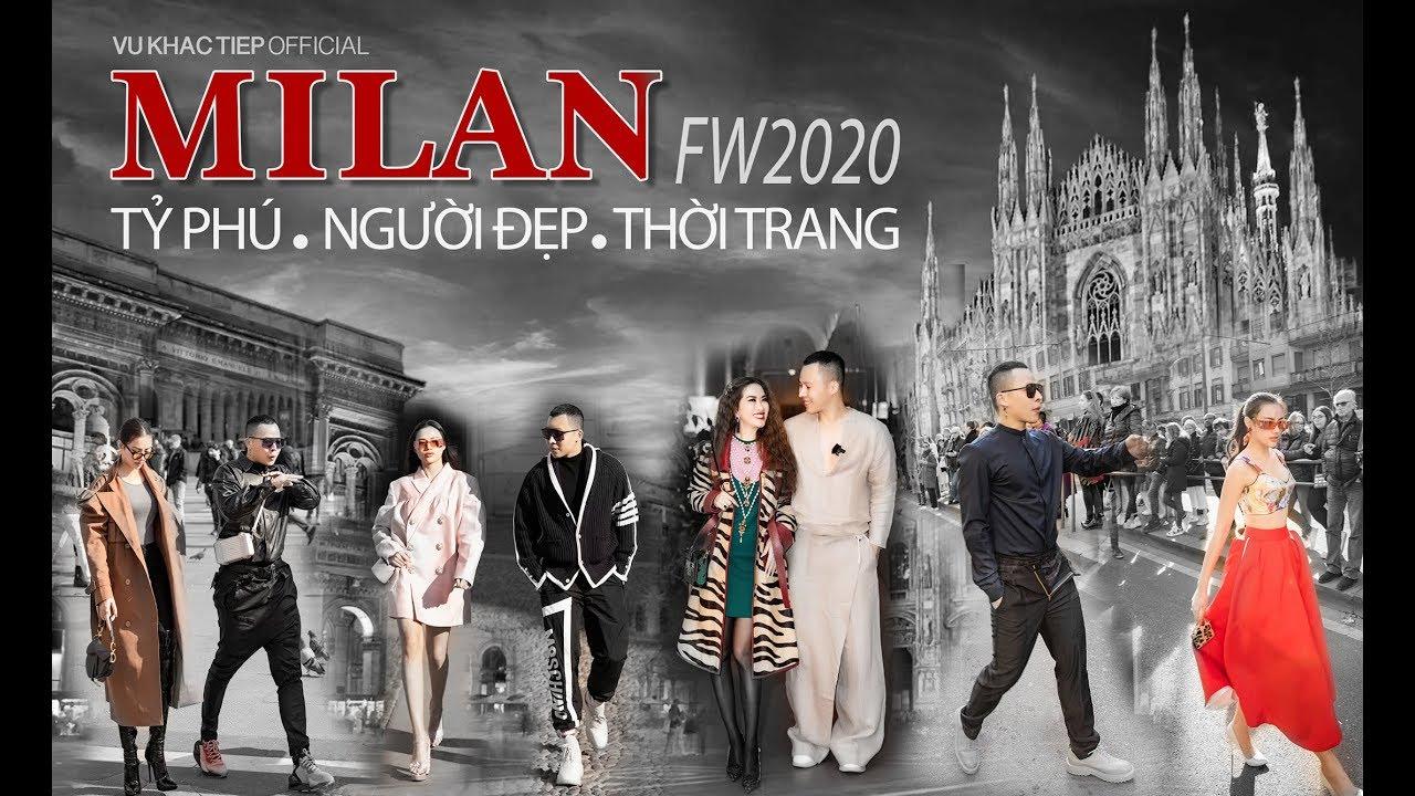 [ Tập 26 ] – Tỷ phú, Mỹ nhân, Thời trang và Covid19… tất cả đều có trong MFW 2020 – Milan, Italy