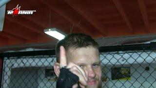 Znikający (na chwilę) Marcin Tybura o walce z Derrickiem Lewisem i treningu z Popkiem. WIDEO
