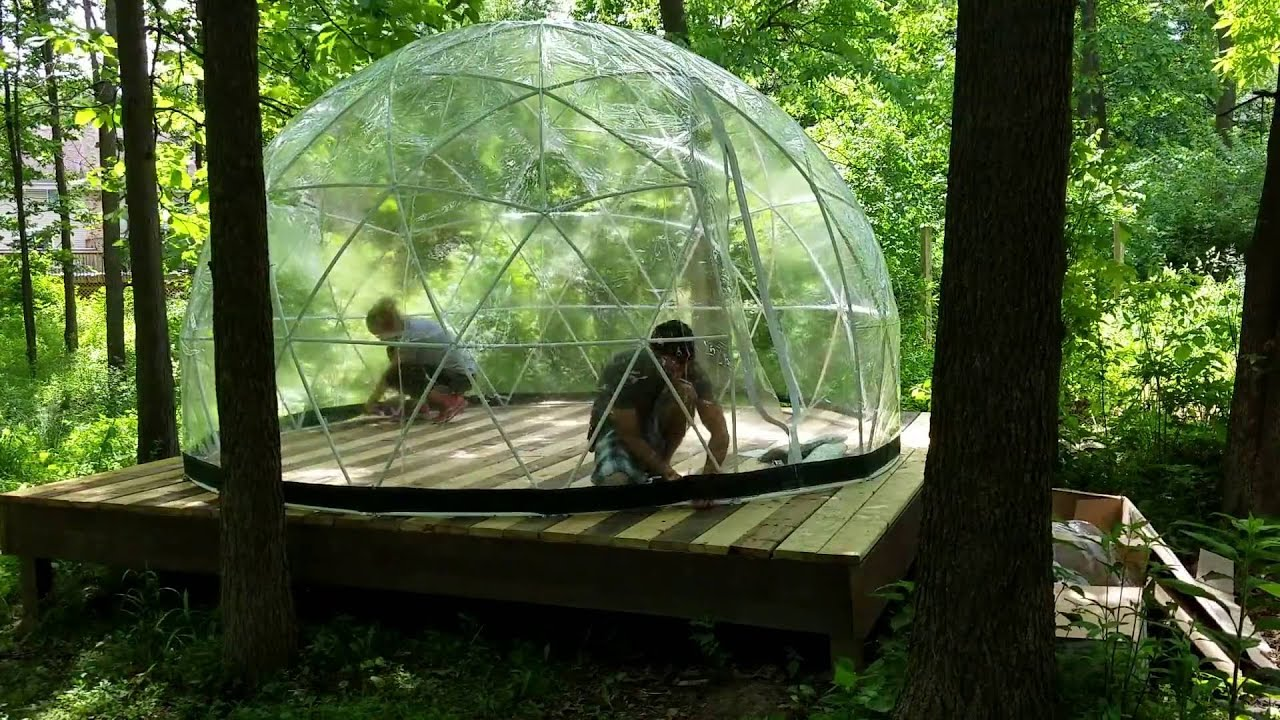 Garden Igloo Garden Igloo Smart gardening for your home