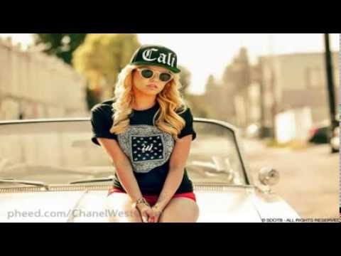 Chanel West Coast - Alcoholic (Lyrics)