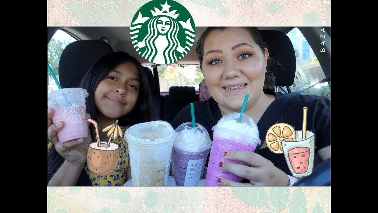 Starbucks Happy Hour Is Back  Buy A Drink & Get One For Your ...