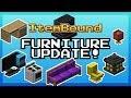 LIVESTREAM! + FURNITURE UPDATE (400+ Furniture items with a Resource Pack!)