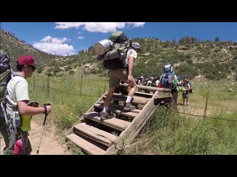 2015 Philmont Scout Ranch (721-J short film)