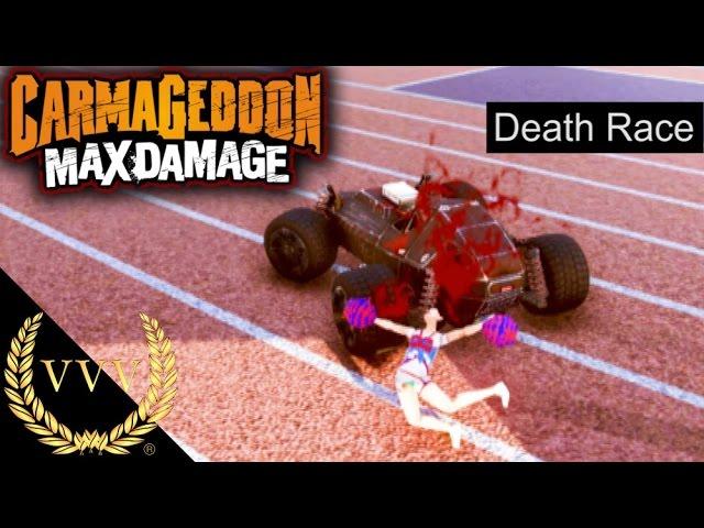 Carmageddon Max Damage Death Race