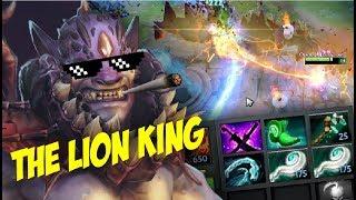 THE LION KING - Lion Sange Yasha 2x Eul