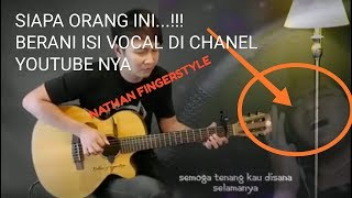 Kemarin seventeen vocal faim  aransment by nathan fingerstyle