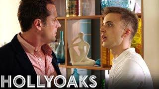 Hollyoaks: Whose Side is Tony on?