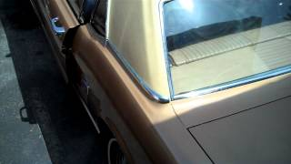 1966 Ford Mustang with engine running - classic Mustang's available to sell by Mustang dealer .MP4