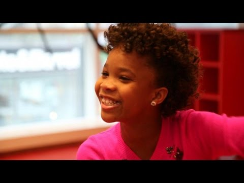 Annie, Quvenzhane Wallis, The Sun Will Come Out Tomorrow, Annie the movie
