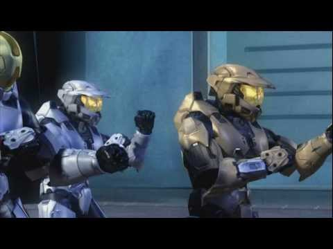 16: Round One - Red vs Blue Season 9 OST (By Jeff Williams feat. Lamar Hall)