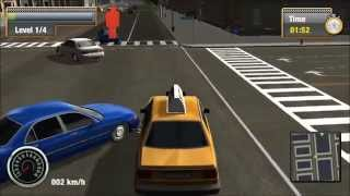 New York Taxi - The Simulation Impression