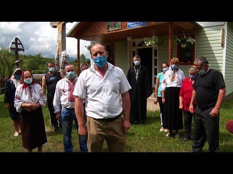 Релігійна громада УПЦ у селищі Ясіня звернулася до Президента України