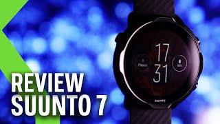 SUUNTO 7 ANÁLISIS - Un SORPRENDENTE smartwatch deportivo de ALTO NIVEL