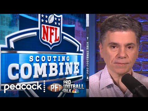 How NFL scouting combine will be different in 2021 | Pro Football Talk | NBC Sports