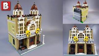 LEGO Custom Theatre Modular Building!