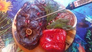 Как приготовить Баранину с запечёнными овощами + Секретный соус