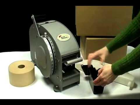 Wrap-N-Pack, Inc: Better Pack® 333 Plus Tape Dispenser - Gummed Tape