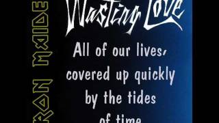 Iron Maiden - Wasting Love Karaoke