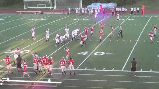 Mountlake Terrace vs Stanwood - Freshmen - 2013