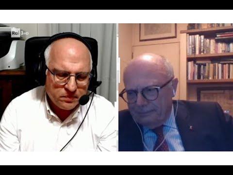 Galli e Ascierto: confronto sulla sperimentazione del farmaco anti-artrite - #cartabianca 17/03/2020