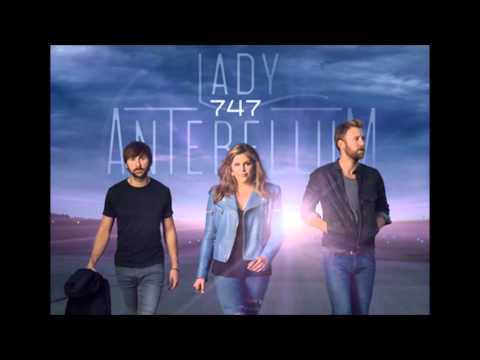Lady Antebellum - 747 [Official Audio]