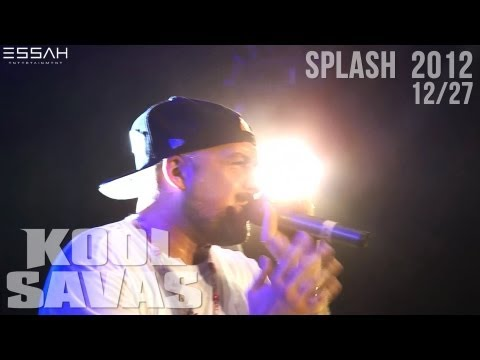 "Kool Savas - Splash! - 2012 #12/27: ""Rapfilm"" (Official HD Live-Video 2012)"