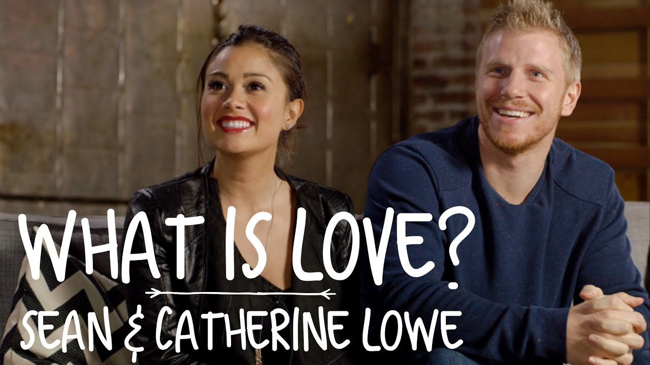 How do you define love the bachelor 39 s sean catherine for Bachelor definition