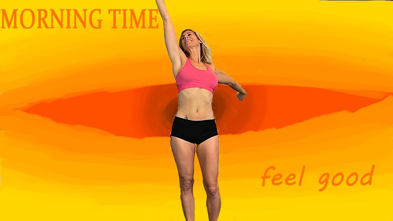 10 Minute Good Morning Workout At Home- Stretch And Strength