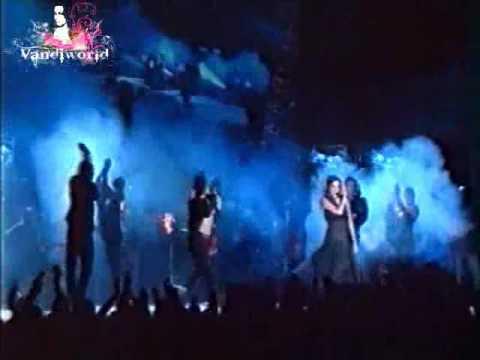 despina vandi spania giatriko flamenco vercion live - likavitos 2003