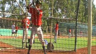 Batting Practise 2 August/2008