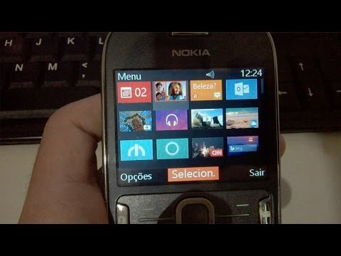 S40 Editor: Living 10 CFW (Nokia C3-00, X2-01, Asha 302)
