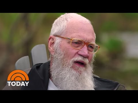 David Letterman: I Don't Like President Donald Trump As President | TODAY