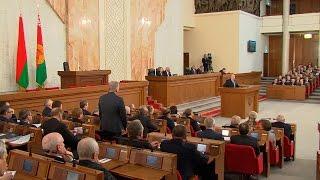 Лукашенко: нынешний год приобретает особую значимость в выполнении задач пятилетки