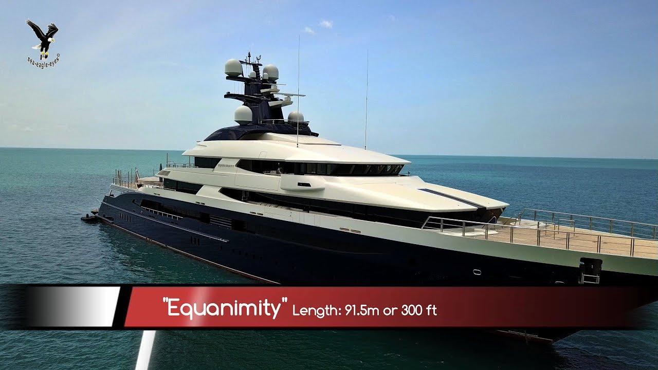 Equanimity Superyacht In Koh Samui Juli 2017 Thailand