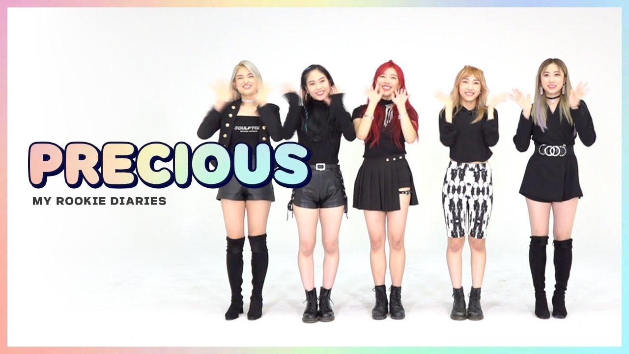 아름다운 보석 '프레셔스' 아리랑 TV'Pops In Seoul'서 넘치는 매력 발산!