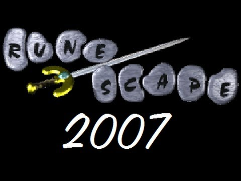 RuneScape 2007 Official Old School Server - Tutorial Island and Cook's Assistant Quest Review (RG95)