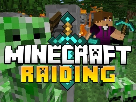 Minecraft Raid Images - Reverse Search