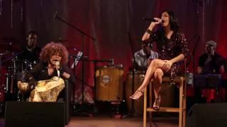 Joyce Cândido e Elza Soares - DVD - Espumas ao Vento (Aciolly Neto)