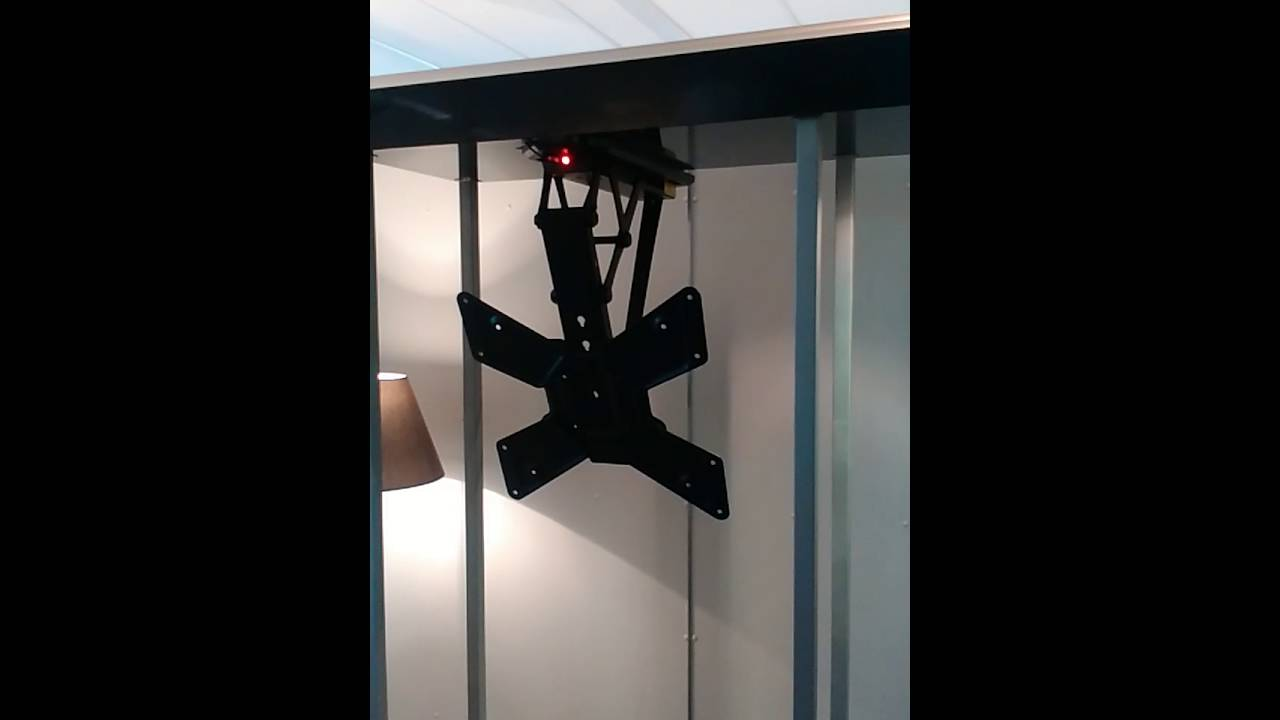 Flatmotion Elektrische Plafondbeugel Youtube