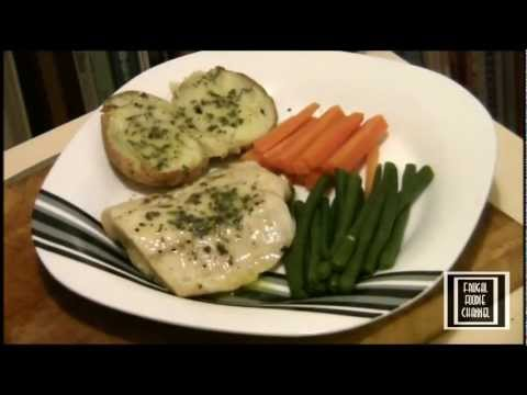 oven-baked-hake-with-parsley-butter---frugal-foodie-channel