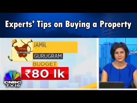 First TIme Home Buyer | Experts' Tips on Buying a Property That Fits Your Budget | CNBC TV18
